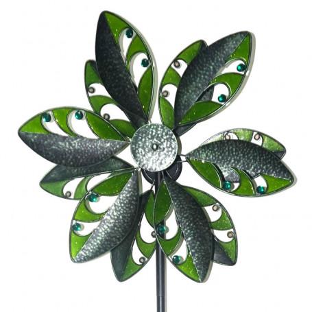 Éolienne en métal - Tropic