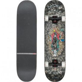 "Complete Skateboard Street G3 Pearl Slick Cosmic Black - 8.12"""