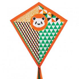 Cerf-volant Eddy Panda - Djeco