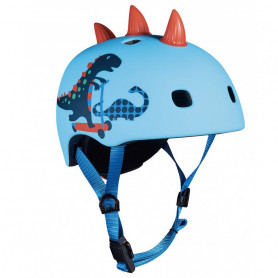 Micro Helmet Dinosaur with Led - Size S