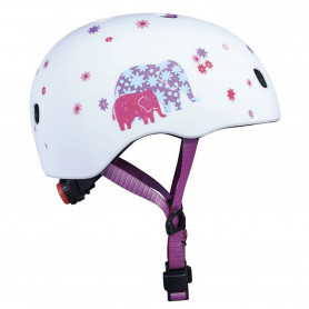 Micro Helmet Elephant with Led - Size S