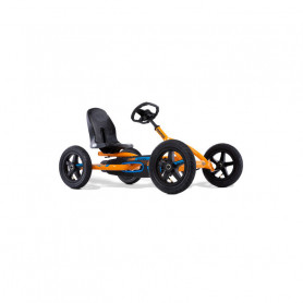 Kart à pédales Buddy B-Orange (3-8 ans)