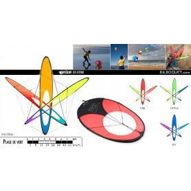 Cerf-volant EO Atom