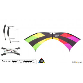 Mojo Quadline kite