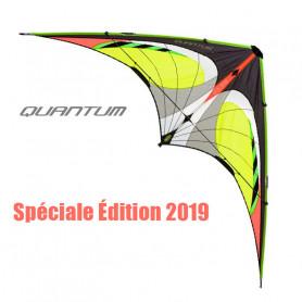 Quantum - Cerf-volant pilotable polyvalent - édition limitée 2019