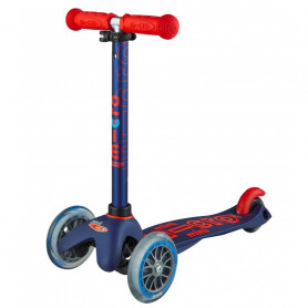Mini Micro Deluxe Navy blue - Scooter 2-5 years