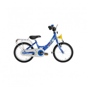 Puky ZL 16 Alu Children's Bike (16 inch) - blue football
