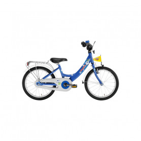 Puky ZL 18 Alu Children's Bike (18 inch) - Blue football