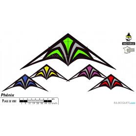 Phénix cerf-volant polyvalent