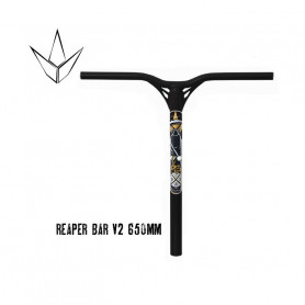 Bar Reaper V2 Black 650 mm - Blunt