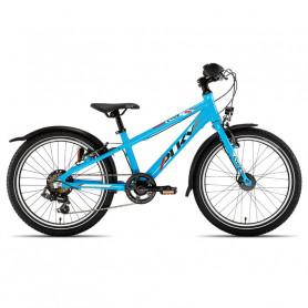 "Bicyclette alu 20"" vit Cyke 20-7 Active"