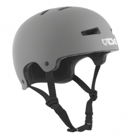 Casque Evolution Solid Color, satin coal