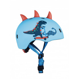 Casque avec LED Dinosaure 3D - Taille M