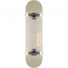 "Skateboard Street 8"" Goodstock Off White - Globe"