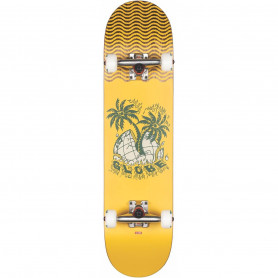 "Skateboard G1 7.75"" Complet Overgrown yellow - Globe"
