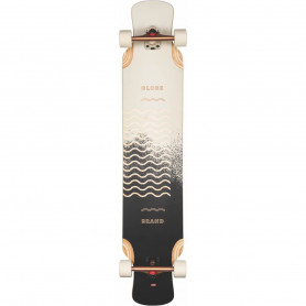 "Longboard Dancer 47"" Geminon XL Spray Wave/Black - Globe"