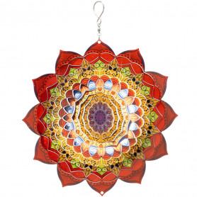 Suspension Acier Inoxydable Mandala 250 Bengal - Colours In Motion