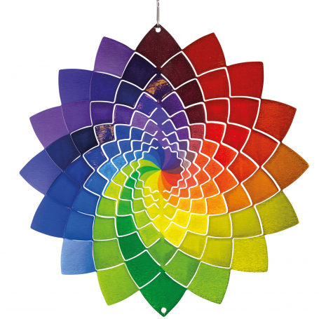 Suspension Inoxydable 250 Rainbow Etoile - Colours In Motion