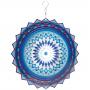 Suspension Acier Inoxydable Mandala 250 Assam - Colours In Motion
