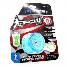 Yoyo Arrow Bleu - Yoyo Factory