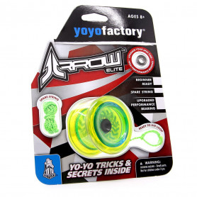 Yoyo Arrow Jaune - Yoyo Factory