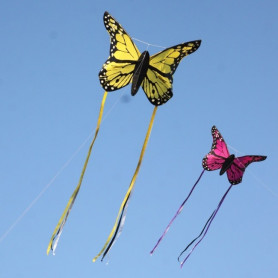 Monofil Papillon Jaune - wolkensturmer