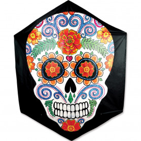 Monofil Rokkaku Day Of The Dead 78'' - Premier Kites