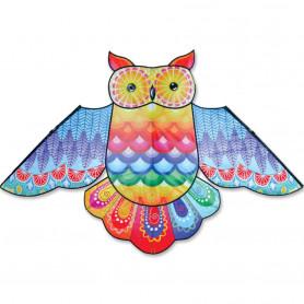 Monofil Chouette Rainbow 70'' - Premier Kites