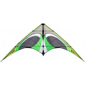 QUANTUM 2.0 Graphite Cerf-volant acrobatique polyvalent