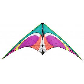 Quantum 2.0 throwback edition limitée - cerf-volant polyvalent