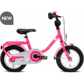"Vélo enfant Steel 12"" lovely rose"