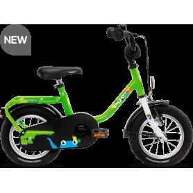 Vélo enfant Steel 12 pouces kiwi-blanc