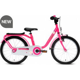 Vélo enfant steel 18 pouces lovely rose
