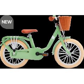 Vélo enfant Steel Classic vert rétro