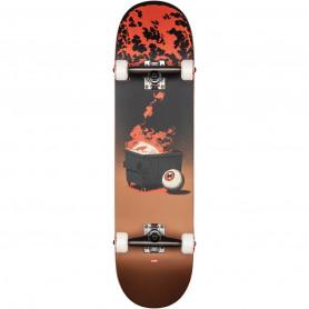 "Skateboard Street 8""25 G2 On The Brink Dumpster Fire - Globe"