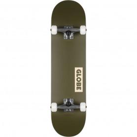 "Skateboard Street 8""25 Goodstock Fatigue Green - Globe"