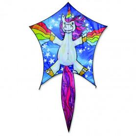 Cerf-volant Penta Licorne