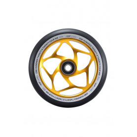 Roue Gap Core 120mm Gold/Black - Blunt