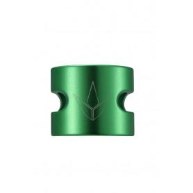 Collier de Serrage 2 boulons Vert- Blunt