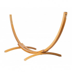 FSC™ certified Larch Stand for Double Hammocks - Elispo nature