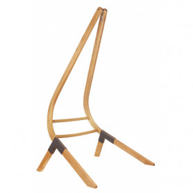FSC™ certified Larch Stand for Comfort or Kingsize Hammock Chairs - Calma nature