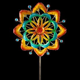 Kinetic Spinner 55cm - Flower