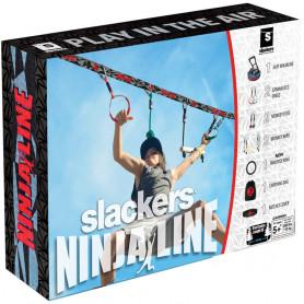 Kit de 11mètres Ninja Line - Slackers