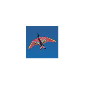 Cloud Bird Kite by George Peters - Oahu