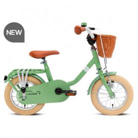 copy of Steel Classic 12 inch children's bike retro green