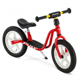 Red 3-year LR1L balance bike (with tires)