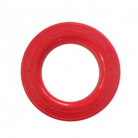 Red Yoyo handle 250 MM for monofil