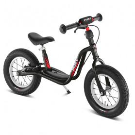 LR XL balance bike black with brake - Learning bike