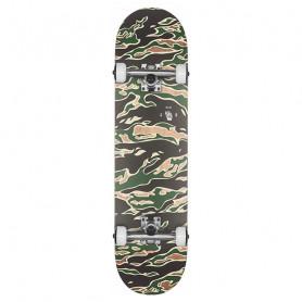 Skateboard Full On Tiger Camo (80x19) - Globe