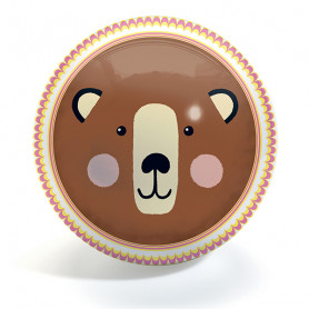 Bear & Fox Ball - Ø22 cm